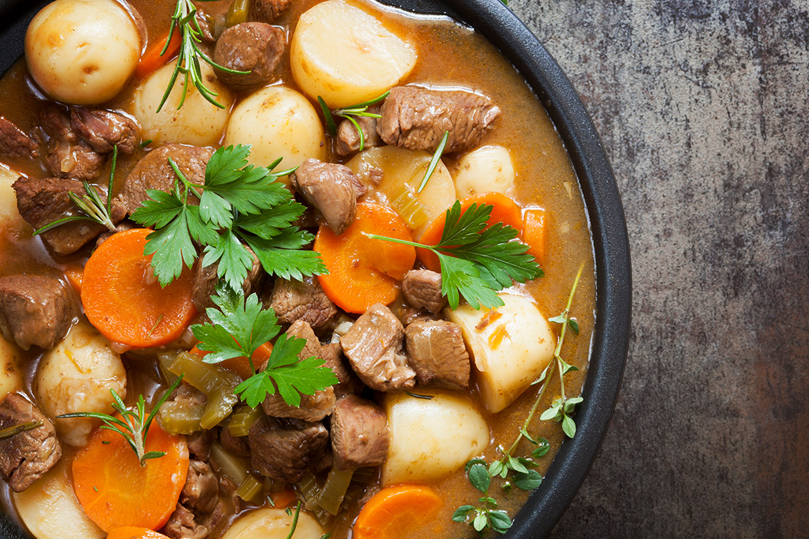 Fragrant Beef Curry With Rice Recipe